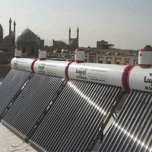 آبگرمکن خورشیدی فلتوردار آویسا 250 لیتری