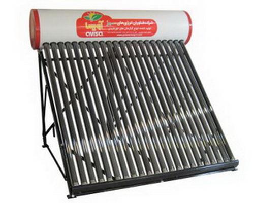 آبگرمکن خورشیدی هوشمند 300 لیتری آویسا
