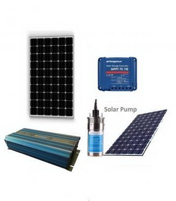 تجهیزات خورشیدی