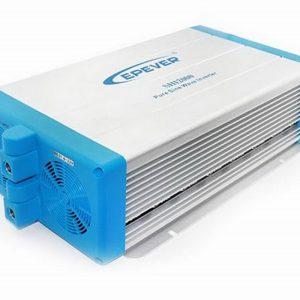 سریSHI یک اینورتر تمام سینوسی بر پایه سیستم تمام دیجیتال و هوشمند می باشد که قادر است ولتاژ12/24/48 DC را به 220/230 AC در فرکانس 50/60 هرتز تبدیل نماید. از ویژگی های محصول قابلیت اطمینان بالا، بازده بالا ، کاربری آسان و ظاهر مناسب است.