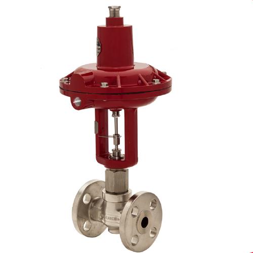 کنترل ولو تحقیقاتی RCV شرکت BADGER METER Type 860-809 www.energyproducts.ir