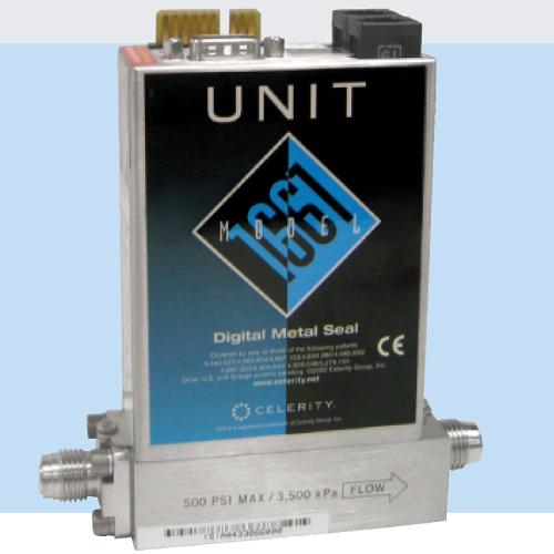 UNIT CELERITY UFC-1661 Series Mass Flow Controller www.energyproducts.ir