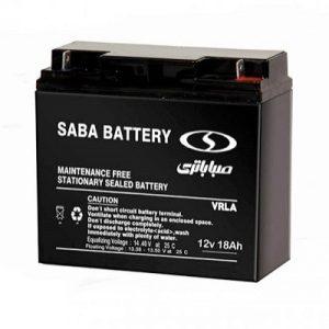 saba12v18Ah www.energyproducts.ir